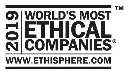 Ethisphere 2019 World's Most Ethical Companies Teradata
