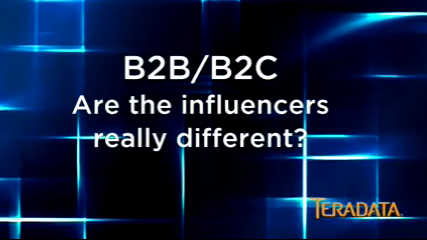 B2B-B2C-Influencers