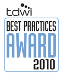 TDWI - Best Practices Award